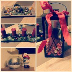Weihnachtsdeko  Ich Liebe es! #christmasdecoration #Advent #Weihnachten