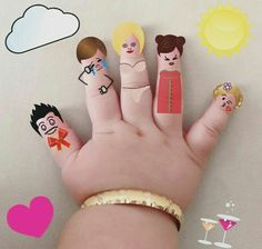 Easy Drawings For Kids, Stylish Dpz, God Pictures, Mehndi, Cute Kids, Tattoos, Nails, Creative, Instagram