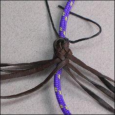 - 8 Strands : Leather Braiding by John