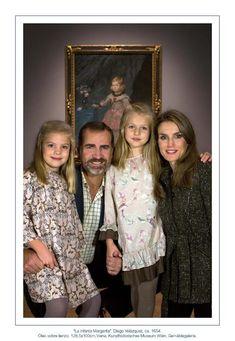 La felicitación navideña de los Príncipes de Asturias