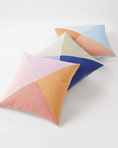 Maritime Pillow Covers - Serena & Lily Site