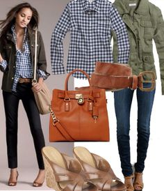 Copy this look with CAbi Spring 2014 Anorak, Mesh Shirt and Ruby Jean  www.michellewilliams.cabionline.com