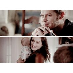 """#TheOriginals 2x09 """"The Map of Moments"""" - Klaus and Hayley"""