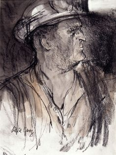 Valerie Ganz - Graham, Tower Colliery Human Figure Sketches, Figure Sketching, Wales Map, Industrial Artwork, Orca Tattoo, Coal Miners, Types Of Art, Medium Art, Art Images