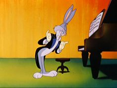 54f95f116f76fd3cddcc142f44a19823 piano art bugs bunny bugs bunny with a gun bing images many disguises of bugs bunny,Bugs Bunny Conductor Meme