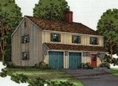 Backroad Barn and Garage Apartments:  Plans for country homes: cabins, cottages, barn homes, rental and camp cabins, garage apartments and log homes by some of America's best known country designers. You'll also find a wide assortment of plans for complementing country outbuildings: small barns, pole-barns, country garages, sheds, horse barns, tractor shelters and more.