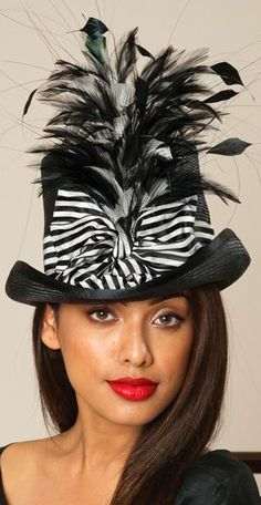 What kind of hat is this? Click to read - http://boomerinas.com/2012/10/types-of-hats-for-women-when-to-wear-them-fedora-cloche-victorian-more/