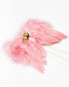 Atsuyo et Akiko Angel Wings in Pink