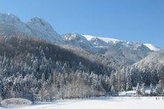 Wiosna Tatry - 1 kwiecień 2013 roku, Giewont, śnieg w górach