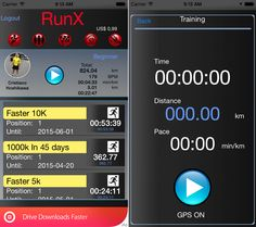 http://runx.technology App for running. Competition, motivation and health.
