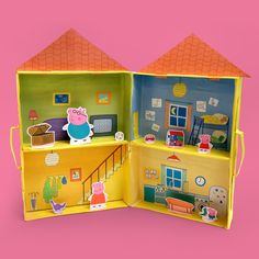 Peppa Pig Puppet Playhouse