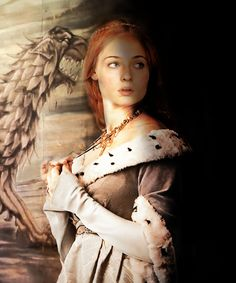 They had repaid that love and trust with her father's head. Sansa would never make that mistake again. #got #asoiaf