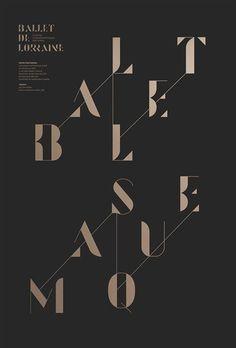 Ballet Masque by Les Graphiquants