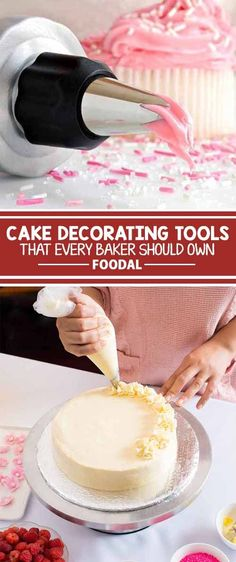 No clue what tools to get for decorating cakes? Set aside your decorating conundrum! Foodal has the ultimate review of cake decorating tools that every baker should own. Read our detailed list of all the top pieces of equipment to have on hand so you can decorate your desserts beautifully. Read more now on Foodal.