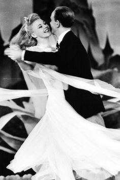Fred Astaire and Ginger Rogers, Carefree (1938)