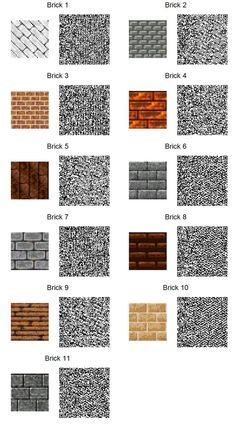 Brick Tiles For Acnl By Frootzcat On Deviantart Qr Codes Animal Crossing Brick Tiles Qr Codes Animals