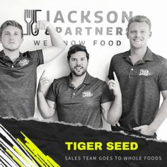 """Tiger Seed Tonic Sales Team goes to local Florida Whole Foods Market to do Product Demos. """"A Beverage You Can Feel Good About!"""" #tigerseedtonic #jacksonandpartners #mvp #sootheyourmindandbody Burger Recipes, Pork Recipes, Seafood Recipes, Whole Food Recipes, Steak Rubs, Homemade Burgers, Whole Foods Market, Feel Good, Beverage"""