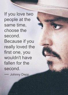 Interesting , Johnny