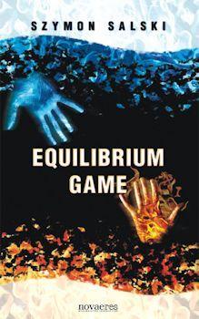 """""""Equilibrium game"""" to powieść podszyta wątkiem metafizycznym, opowiadająca jednak o zmaganiach człowieka. Człowieka, który żyje w wielu różnych wymiarach. Można nawet powiedzieć, iż ma on kilka wcieleń, a każde z nich prowadzi własne życie. Bez dwóch zdań jest to książka, dla której warto poświęcić czas. Ale zacznijmy od początku..."""