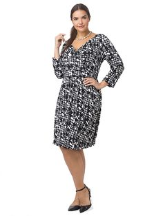 Meredith Dress In Noir Estate by @igigi  Available in sizes 12-32