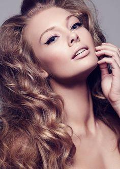 Classic Beauty Abbie Gardiner makeup