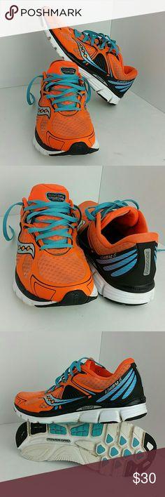 SAUCONY KINVARA 6 MEN'S SHOES IN GOOD CONDITION   SKE # VG saucony Shoes Athletic Shoes