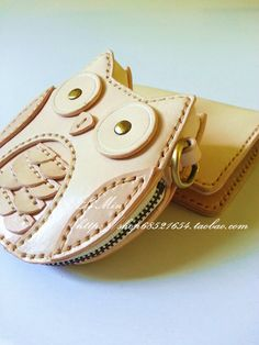 Original handiwork (multi-map): Owl Wallets - Hand ...