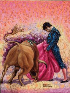Pintura Taurina | Pedro Escacena Barea