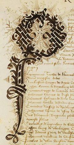 Basel, Universitätsbibliothek, AN II 3: Livre des matricules du rectorat de l'Université de Bâle, vol. 1 (1460-1567) · Langue: Latin