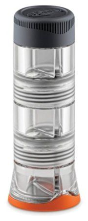"""GSI Outdoors Spice Missile (very small compartments; about 1"""" diameter)"""