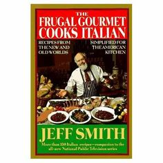 $8.00,The Frugal Gourmet Cooks Italian: Recipes from the New and Old Worlds, Simplified for the American K: $8.00,The Frugal Gourmet Cooks Italian:  Simplified for the American Kitchen (Hardcover)  by Jeffrey Smith  free shipping ,Text is clean. Light shelf wear from warehousing/shelving/browsing only. Spine firm and solid.  New dishes from Italy are adapted for modern kitchens and paired with Smith's extensive knowledge of culinary history to make for a fine cookbook. Fr...