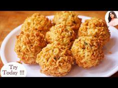 Best Maggi Pakora Recipe, maggi recipe, maggi pakoda, Quick & Easy Evening Veg Snacks Indian Recipe - YouTube