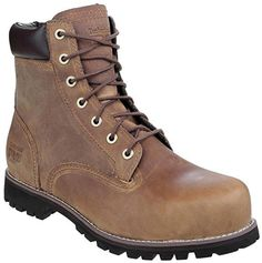 Mens Timberland Pro Eagle Gaucho Waterproof Safety Steel Midsole Boot