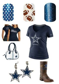 Jamberry Nails for all my Cowboys fans out there!!!