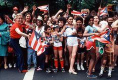 Arlene Gottfried, 1980s.
