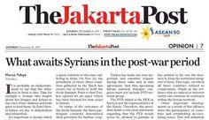Savaş sonrası dönemde Suriyelileri ne bekliyor?