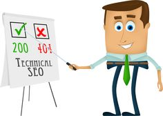 What role does technical SEO play in digital marketing strategy?