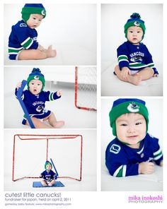 obviously kenny and my future kid will be doing this one day haha canucks
