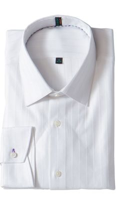 Florentine Spread, White by Ben Sherman Shirts - A staple in any well dressed mans wardrobe.