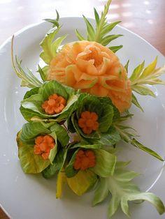 Melon Cabbage Blossom   Flickr - Photo Sharing!