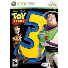 Toy Story 3 The Video Game - Xbox 360 ** Click image for more details. (This is an affiliate link) #VideoGames