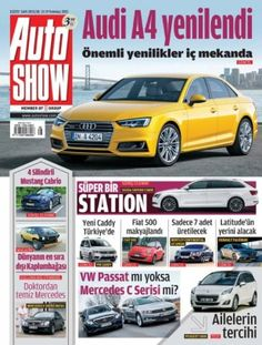 Auto Show - Turkey July 13 2015 edition - Read the digital edition by Magzter on your iPad, iPhone, Android, Tablet Devices, Windows 8, PC, Mac and the Web.