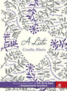 A Lista - One Hundred Names - Cecelia Ahern | #Resenha
