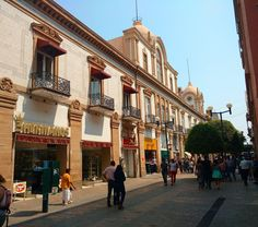 Andador en el Centro Histórico de León. #leon #guanajuato #mexico