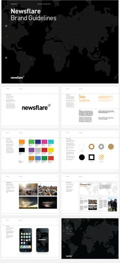 Newsflare Brand Guidelines