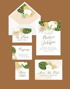 Download this Free Vector about Wedding invitation card with floral and leaves decoration, and discover more than 15 Million Professional Graphic Resources on Freepik. #freepik #wedding #weddinginspiration #weddinginvitation #savethedate #weddingcard #invitation #weddinginvitationtemplates #weddinginvitationdesign #weddinginvitationdiy #weddinginvitationvector #weddinginvitationcarddesign Engagement Invitation Template, Wedding Stationery Sets, Indian Wedding Invitations, Wedding Invitation Card Template, Watercolor Wedding Invitations, Floral Invitation, Floral Wedding Invitations, Wedding Invitation Templates, Wedding Cards