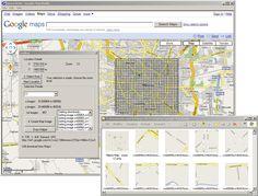Scarica sul PC le tue Google Mappe Stradali e Satellitari ( clicca l'immagine x leggere il post )