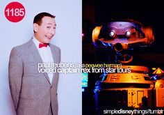 did not know this...i miss him. he made a much more entertaining pilot than c-3po