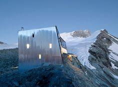 Nuevo Refugio de Montaña Tracuit / Savioz Fabrizzi Architectes