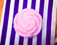 Pink Rose shaped SLS Free shampoo